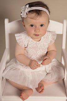 sukienka do chrztu Blanka 12